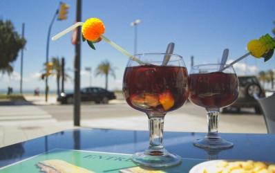 Terrassa Bar Hotel Parc Roses (Costa Brava)