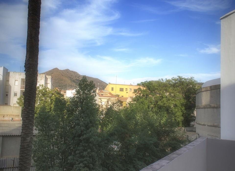 Habitació vistes muntanya de l'Hotel Parc de Roses (Costa Brava)