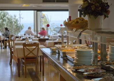 Restaurant buffet Hotel Parc Roses (Costa Brava)